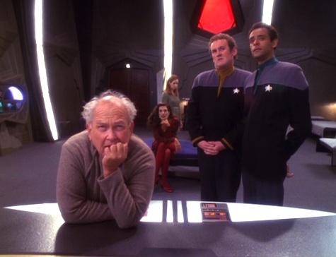 "Star Trek: Deep Space Nine Rewatch: ""Statistical Probabilities"