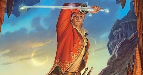 Rand al'Thor in the Fantasy Avengers