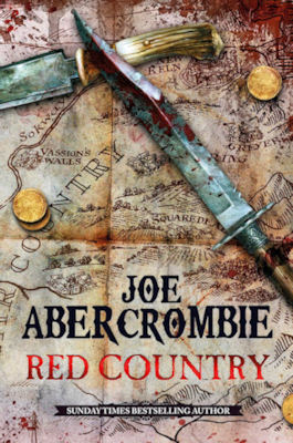 The Good, the Bad and the Joe Abercrombie: A River of Blood Runs Through Red Country