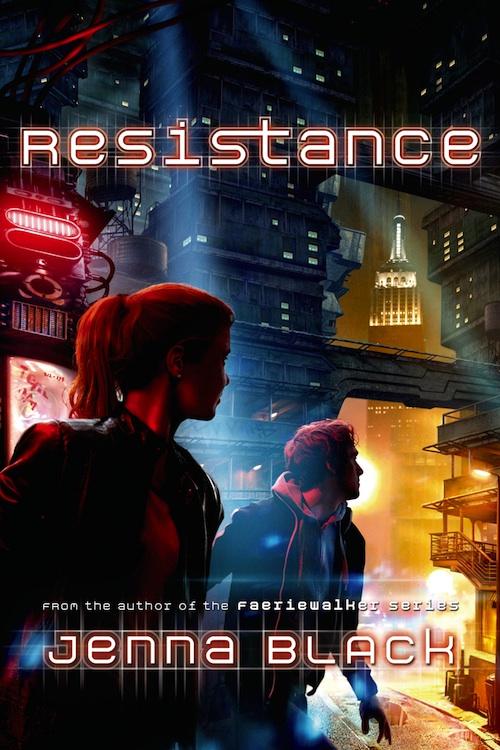 Resistance Jenna Black