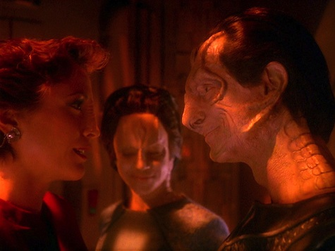 The Star Trek: Deep Space Nine Rewatch on Tor.com: Return to Grace