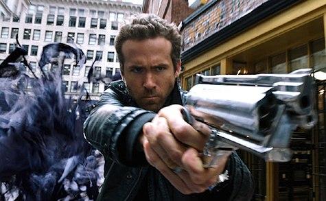 R.I.P.D. Ryan Reynolds