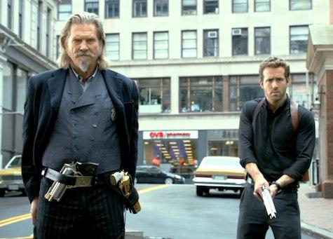 R.I.P.D. Ryan Reynolds Jeff Bridges