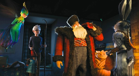 Jack Frost is Your New Hero: A review of Rise of the Guardians