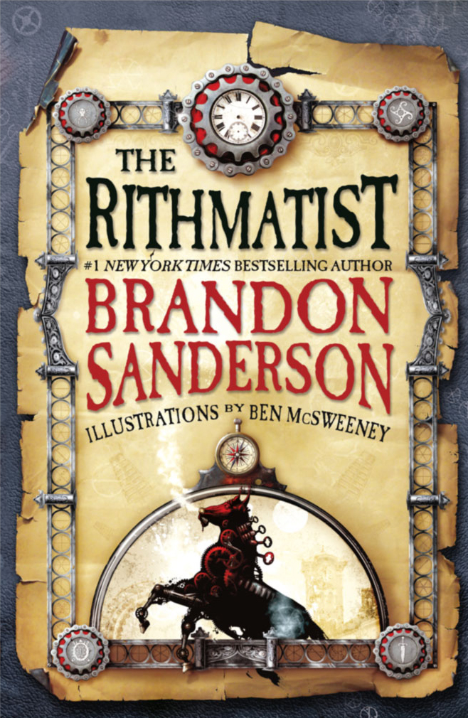 Brandon Sanderson's The Rithmatist Could Have Been an RTS