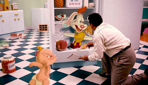 Who Frames Roger Rabbit, Baby Herman