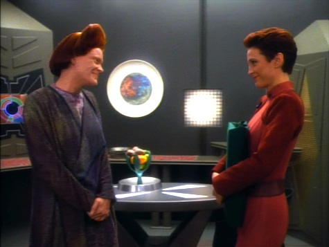 Star Trek: Deep Space Nine Rewatch on Tor.com: Sanctuary