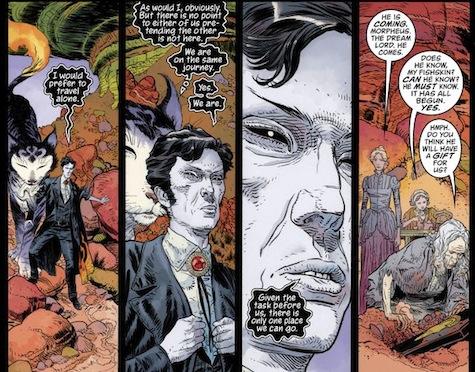 Sandman: Overture Issue #3