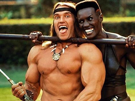 J-949 Arnold Schwarzenegger CONAN THE BARBARIAN Movie Poster Art Decor
