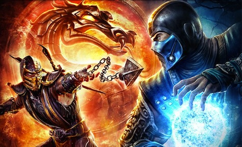 Gaming Roundup Best Feuds Mortal Kombat Scorpion Sub-Zero