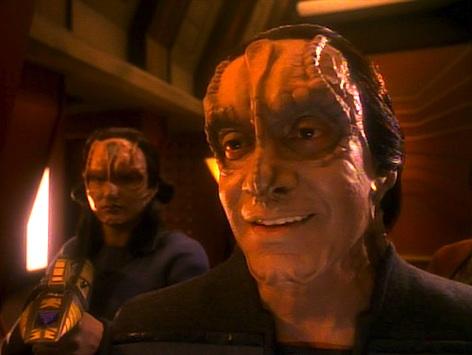 Star Trek: Deep Space Nine Rewatch on Tor.com: Second Skin