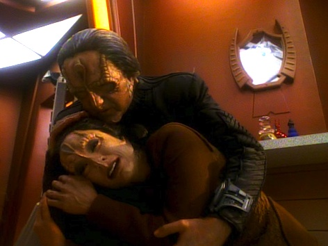 Star Trek: Deep Space Nine Rewatch on Tor.com: Second Skin