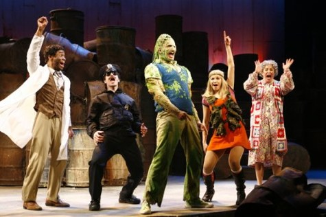 SFF Musicals, The Toxic Avengers
