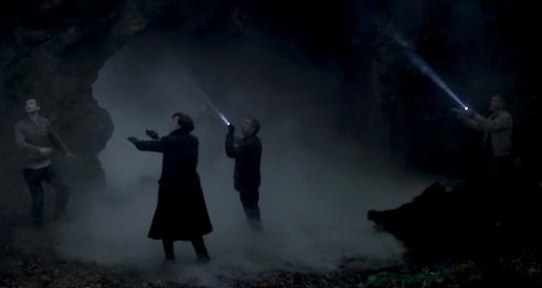 """Beware the Hound! Sherlock's """"The Hounds of Baskerville"""