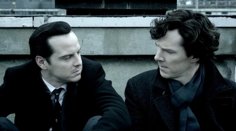 Sherlock, The Empty Hearse, Moriarty