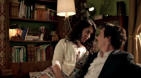 Sherlock, His Last Vow, Janine