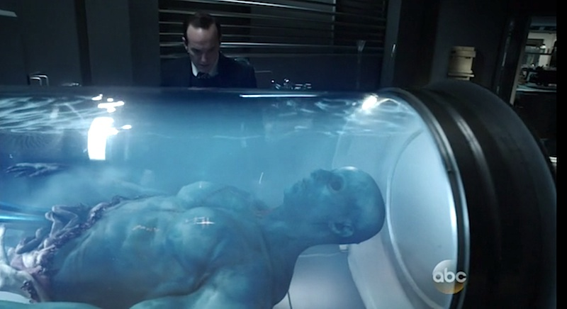 Agents of S.H.I.E.L.D. recap of season 1 episode 14 T.A.H.I.T.I.