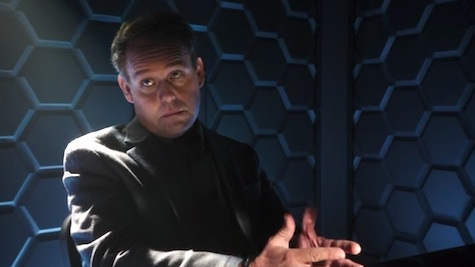 Agents of SHIELD episode 8 The Well