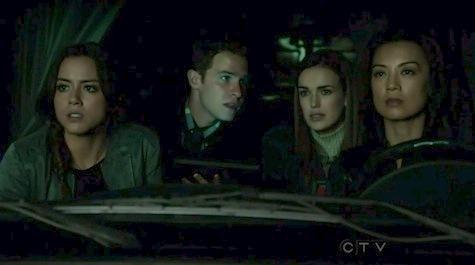 Agents of S.H.I.E.L.D. season 1, episode 10: The Bridge