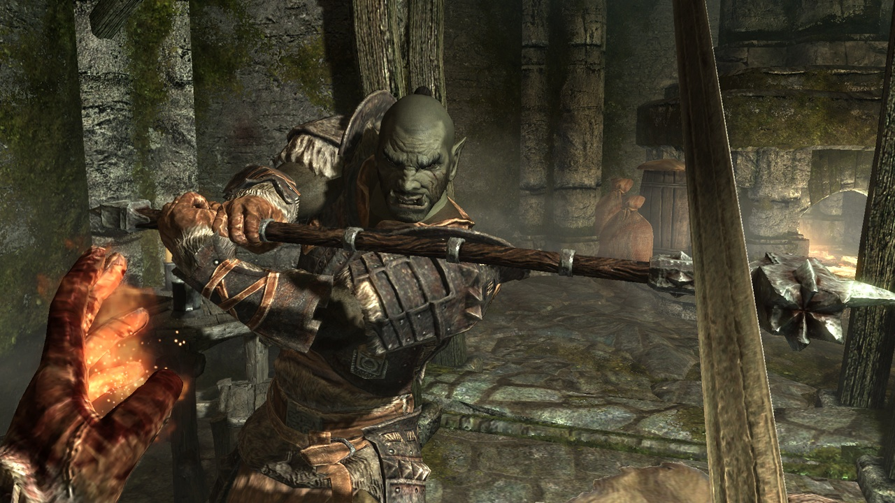 A Preview of the Upcoming Elder Scrolls V: Skyrim