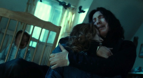 Is Severus Snape the ultimate cuck? - Message Board ...Young James Potter Scene