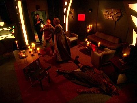 The Star Trek: Deep Space Nine Rewatch on Tor.com: Sons of Mogh