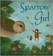 Sparrow Girl Cover