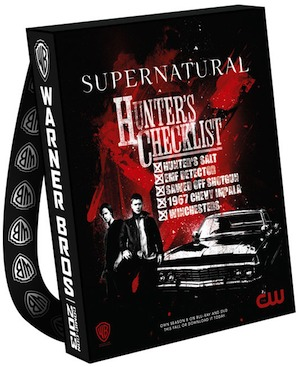 SDCC Comic Con 2013 Supernatural capes