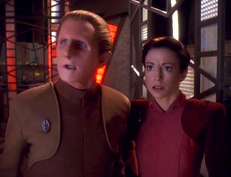 Star Trek DS9 Distant Voices