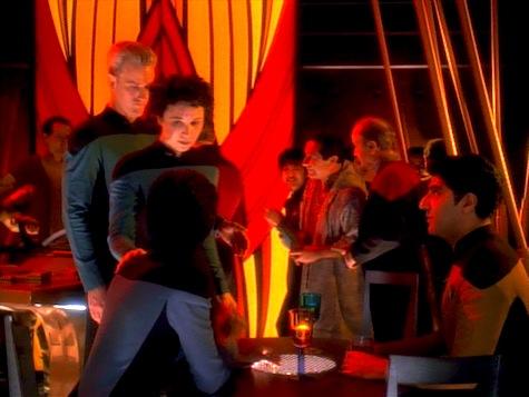 Star Trek Deep Space Nine, Explorers, Lense