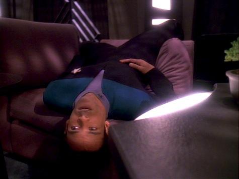 Star Trek Deep Space Nine, Explorers, Bashir