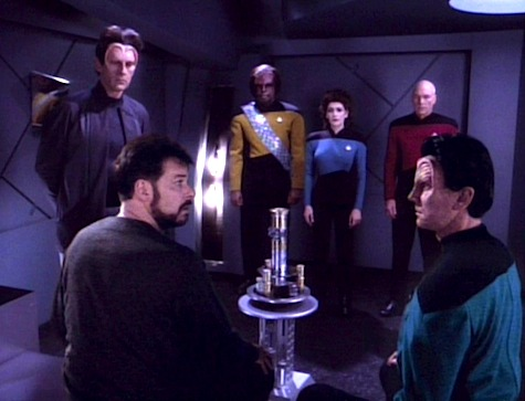 Star Trek: The Next Generation, Frame of Mind