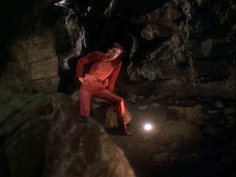 Star Trek Deep Space 9, Heart of Stone, Kira