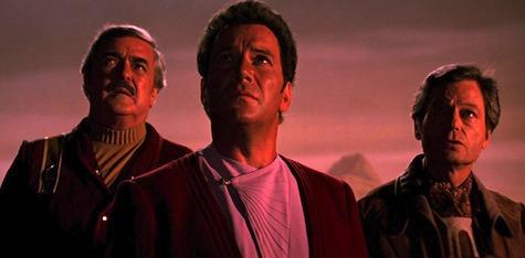 Star Trek III: The Search for Spock, Kirk, Bones, Scotty