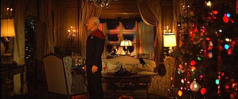 Star Trek Generations, Picard