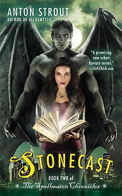 Stonecast by Anton Strout