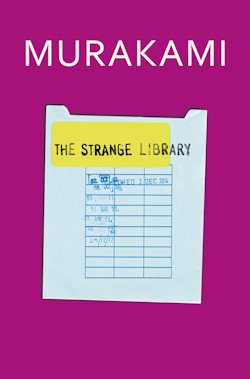 Murakami The Strange Library UK cover