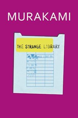 Murakami The Strange Library UK cover
