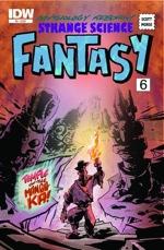 Strange Science Fantasy #6