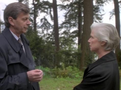 Reopening The X-Files: Talitha Cumi/Herrenvolk