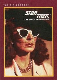 Star Trek: The Next Generation trading cards
