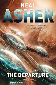 Neal Asher Writing Routines