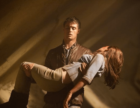 The Host movie review Melanie Wanderer Saoirse Ronan Max Irons Jake Abel Stephenie Meyer Andrew Niccol