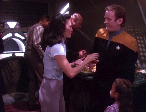 Star Trek: Deep Space Nine Rewatch on Tor.com: The Assignment