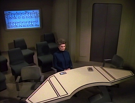 Star Trek: The Next Generation Rewatch: The Drumhead