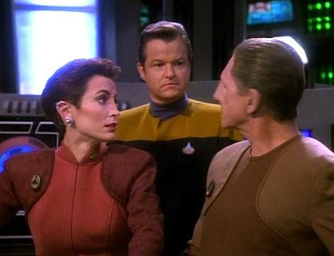 Star Trek: Deep Space Nine Rewatch on Tor.com: The Passenger