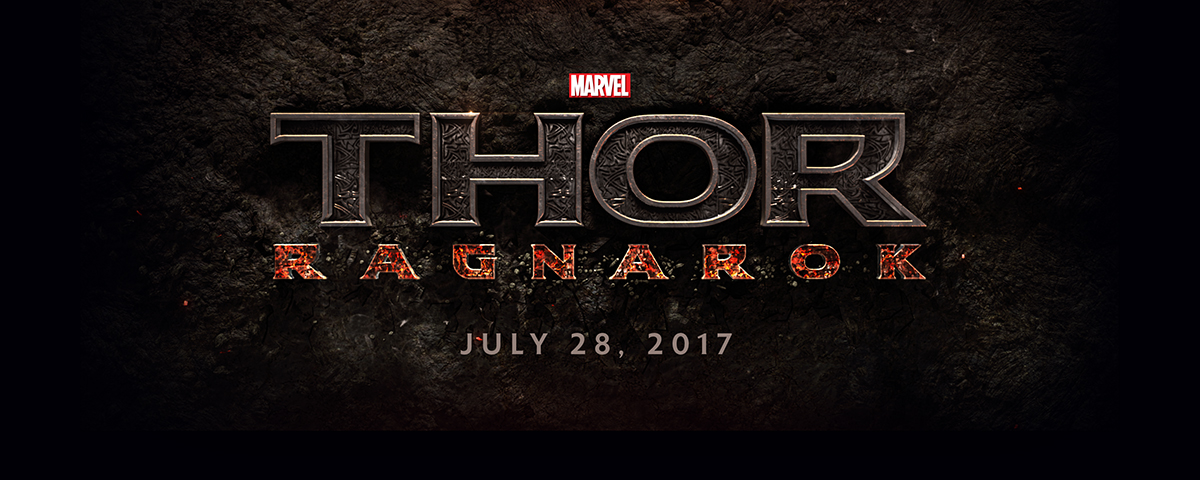 Marvel Phase 3 revealed Marvel Event Thor 3: Ragnarok