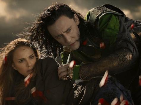 Thor the darkworld, jane and loki, natalie portman, tom hiddleston