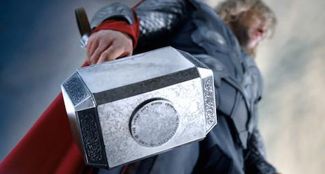 Thor, mjolnir