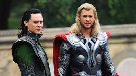 Thor and Loki are Probably Naked Most of the Time: On Godly